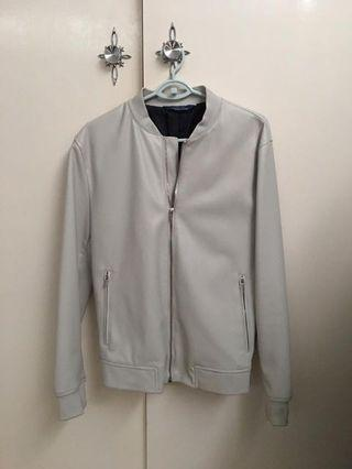 Zara men's bomber jacket