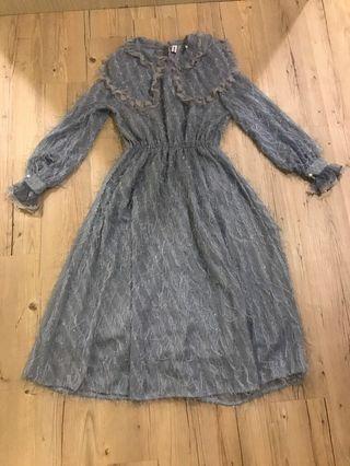 🚚 長洋裝 適合s或m