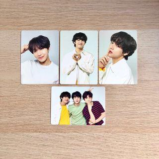 BTS X OFFICIAL 28382 Mini Japan Photocard Photo Card PC Love Yourself LY World Tour in Japan JP Concert Merch Merchandise