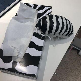 全新未開封 Bandai Dango Mushi (團子蟲 鼠婦) 03 罕有款 Zebra Dango Mushi 班馬鼠婦