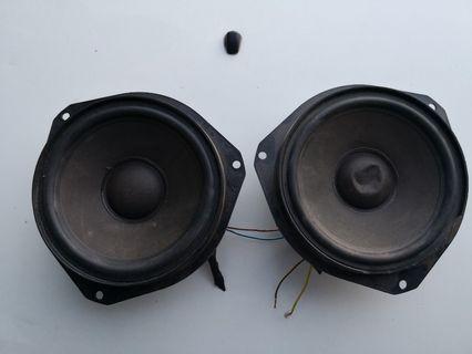 opel vectra car speaker