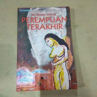 #mauthr Kumcer Perempuan Terakhir — M. Shoim Anwar
