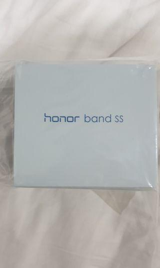 Honor band ss watch