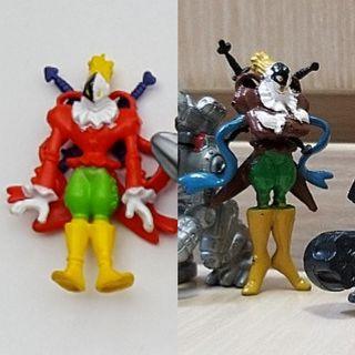 [收買]數碼暴龍 Digimon 小丑王 小丑皇 扭蛋