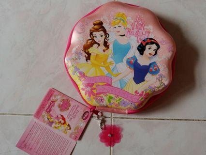 Disney princess 正版 筆袋