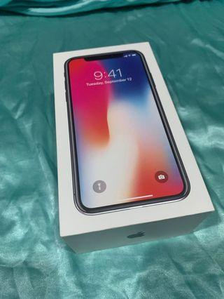🚚 WTS IPhone X Box Only
