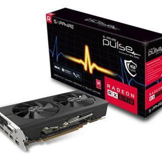 Radeon RX570 Sapphire Pulse Edition 4G
