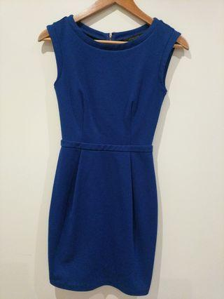 Forever New navy size 6 dress