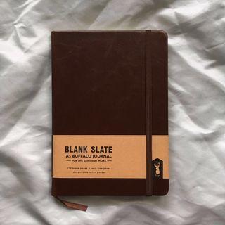 🆕 Typo A5 Buffalo Blank Journal