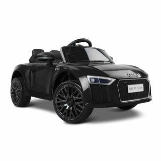 New | Audi R8 Licensed Kids Ride On Car | Black - Free Shipping!