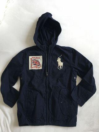 Ralph Lauren Polo boy's hooded jacket