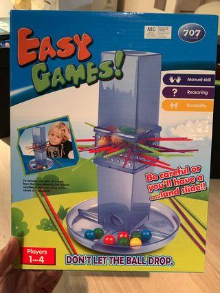 🚚 Easy Games - Don't let the ball drop