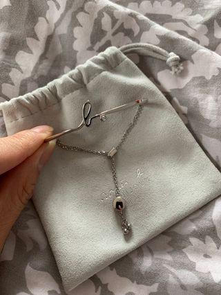 Agnes B Bracelet - Sterling Silver