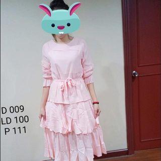Dress Premium Renda Tumpuk-Import BKK