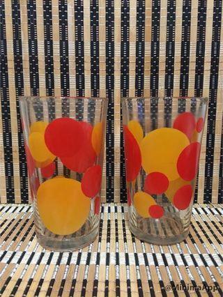 懷舊玻璃杯