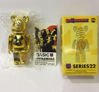 Bearbrick 100% Series 22 @ 字
