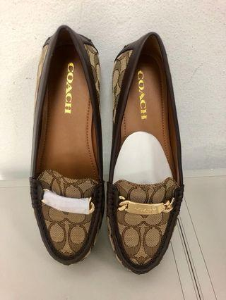 Original Coach Shoes from USA.  Size 37.5