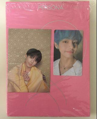 [WTS] BTS Map Of The Soul Persona Jungkook V / Taekook Set