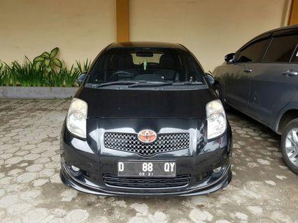 Dijual cepat Toyota Yaris Limited 2006