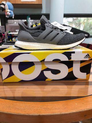 Adidas Ultraboost Metallic Grey UK11