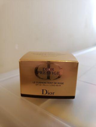 Dior 玫瑰花蜜修護氣墊試用裝 4g