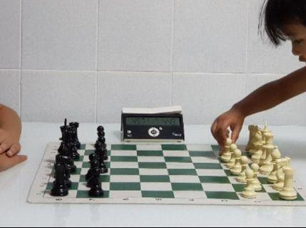 Chess Lesson : Teaching the ABC of Chess Game for Kids, Teens & Adults