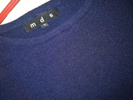 MDS BELL-SLEEVED top