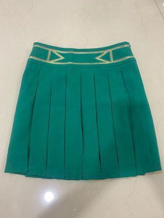 Green Skirt baloon