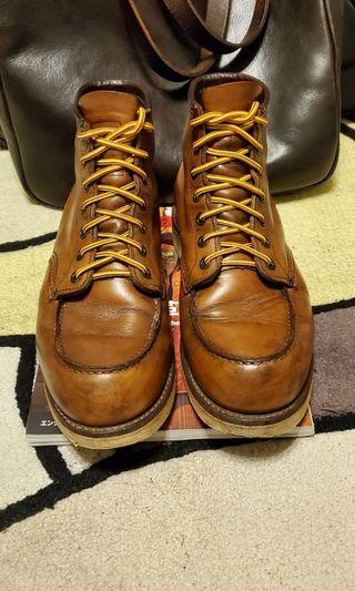 RED WING 875 VINTAGE BOOTS