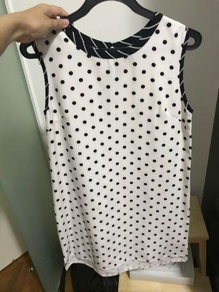 🚚 Ninth Collective Dress Size S