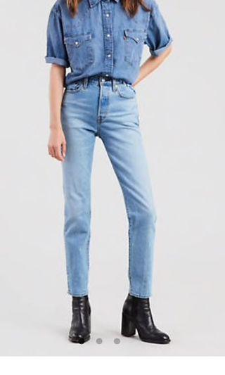 Levi wedgie fit jeans