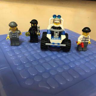 Lego 人仔 Police