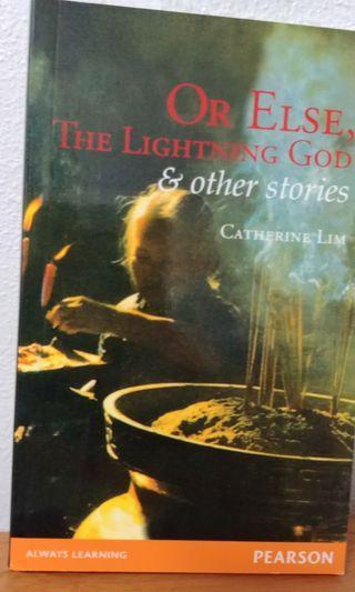 🚚 Or Else, The Lightning God Catherine Lim