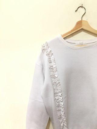 #BAPAU white sweater