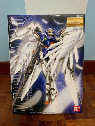 [Read Description!] MG 1/100 XXXG-00W0 Gundam Wing Custom Zero FREE Wing extensions