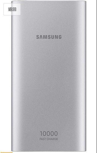 [全新]Samsung 10,000 mAh Type-C Battery Pack 差電器
