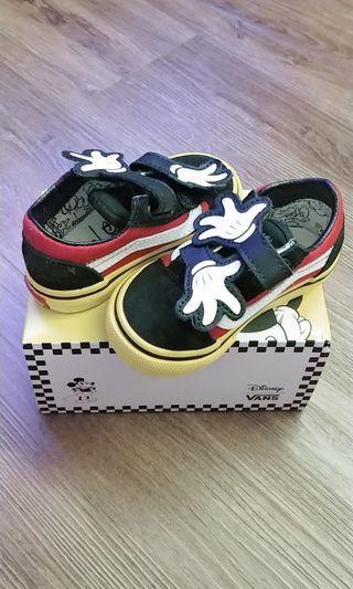Kids Vans Mickey Hugs Shoe
