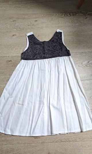Classic Girls' Dress (Made by a Bali-based Designer)