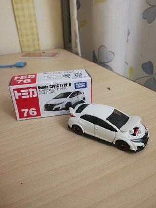 Tomica Civic Type R