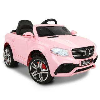 New | Mercedes Benz GLE63 Inspired Kids Ride On Car | Pink