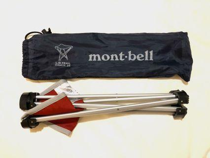 Montbell Foldable Camping Chair