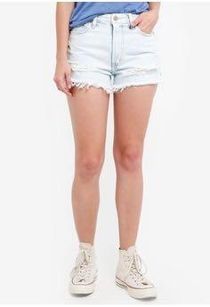 🚚 Abercrombie & Fitch Annie Rigid Shorts