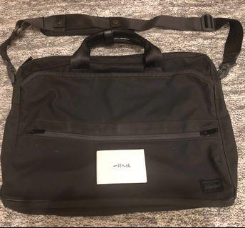 Porter 2 Way Brief Case