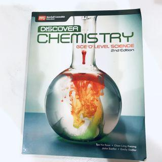 Discover Chemistry GCE O' Level  Science