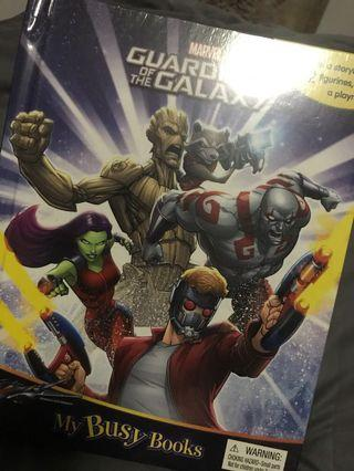 Marvel: Guardians of the Galaxy book