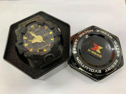 X-Gear X937(Black+Gold)