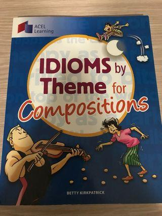 🚚 Idioms by Theme For Compositions