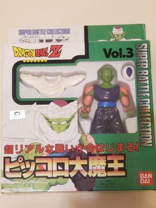 日版 龍珠 超戰士大全 VOL.3 笛子魔童 1992 Made in Japan