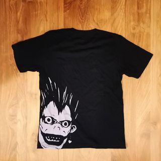 Uniqlo Death Note Tee Weekly Shonen Jump (Like New, Size M)