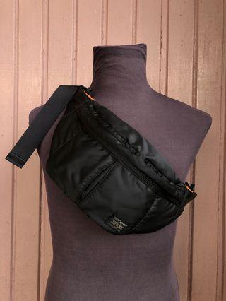 Authentic Preloved Porter Tanker Japan Waist Bag Pouch Bag